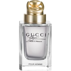Gucci Men's Made to Measure Eau de Toilette, 3 oz found on Bargain Bro India from Macy's for $95.00