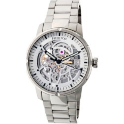 Heritor Automatic Ryder Stainless Steel Watch 44mm found on Bargain Bro Philippines from Macy's Australia for $509.86