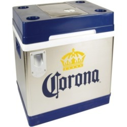 Corona Cruiser Thermoelectric Cooler with Bottle Opener, 45L / 48 Quart Capacity, 12V Dc/110V Ac for Camping, Cottage, Beach, Rv, BBQs, Tailgating, Fishing found on Bargain Bro from Macy's for USD $230.27