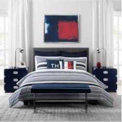 Tommy Hilfiger Island Stripe Twin Comforter Set Bedding