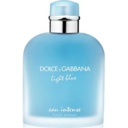 Dolce & Gabbana Men's Light Blue Eau Intense Pour Homme Eau de Parfum Spray, 6.7 oz found on Bargain Bro India from Macy's for $125.00