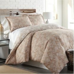 Southshore Fine Linens Perfect Paisley Boho Duvet Cover and Sham Set, Full/Queen Bedding