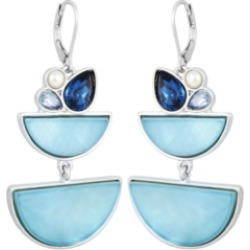 T Tahari Stone and Shells Drop Earring found on Bargain Bro India from Macys CA for $42.84