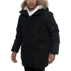 Sean John Men's Faux Fur Trimmed Multi Pocket Parka found on MODAPINS from Macy's for USD $112.99