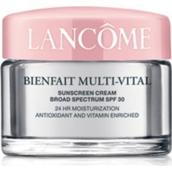 Receive a Free Bienfait Multi-Vital 24-Hour Moisturizing Cream, 0.5 oz with a $65 Lancome purchase