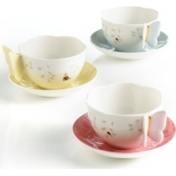 Lenox Butterfly Meadow Cup and Saucer Set