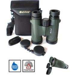 Galileo 10 Power Nitrogen Purged Fog and Waterproof Binoculars and 42mm Bak4 Prisms