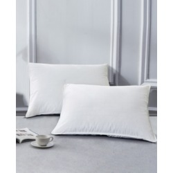 Unikome 2 Pack White Goose Feather Down Bed Pillows, Size- Standard found on Bargain Bro Philippines from Macy's for $65.99
