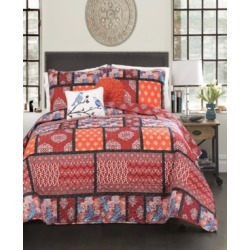 Meridian 5-Pc Set Full/Queen Quilt Set found on Bargain Bro India from Macy's for $170.99