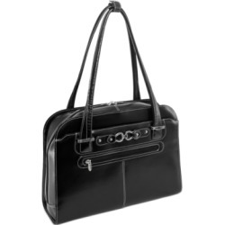 McKlein Oak Grove Leather Laptop Briefcase found on Bargain Bro India from Macys CA for $193.64