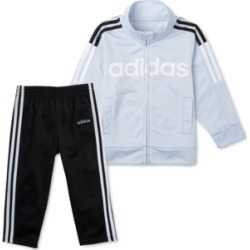 adidas Baby Boys 2-Pc. Tricot Jacket & Jogger Pants Set found on Bargain Bro India from Macy's for $31.50