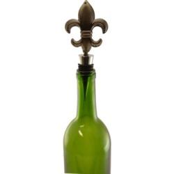 Wine Bodies Fleur De Lis Wine Stopper