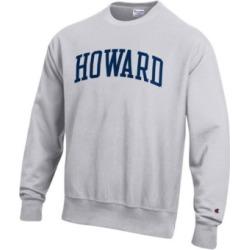 Champion Men's Howard University Bisons Reverse Weave Sweatshirt found on Bargain Bro India from Macy's for $70.00