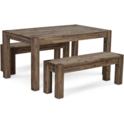 Canyon Small 3-Pc. Dining Set, (60