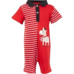 First Impressions Baby Boys Reindeer Sunsuit, Created for Macy's found on Bargain Bro India from Macy's for $10.80
