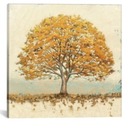 "iCanvas Golden Oak by James Wiens Gallery-Wrapped Canvas Print - 26"" x 26"" x 0.75"""