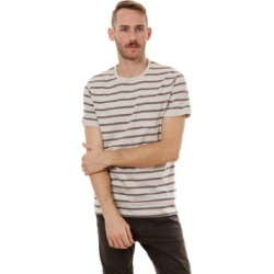 Px Short Sleeve Striped Crew Neck Tee