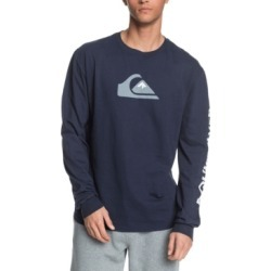 Quiksilver Men's Comp Logo Long Sleeve T-shirt found on MODAPINS from Macy's for USD $30.00
