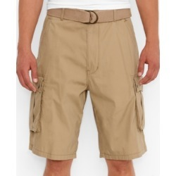 Levi's Men's Snap Cargo Shorts found on MODAPINS from Macy's for USD $29.99