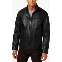 Cole Haan Men's Leather Jacket found on MODAPINS from Macys CA for USD $375.19