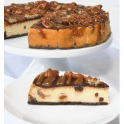 "Eli's Cheesecake, 8"" Turtle Cheesecake"