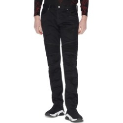 Armani Exchange Men's Skinny-Fit Patch Jeans found on MODAPINS from Macy's Australia for USD $138.38