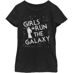Fifth Sun Star Wars Big Girl's Girls Run The Galaxy Short Sleeve T-Shirt found on Bargain Bro India from Macys CA for $23.08