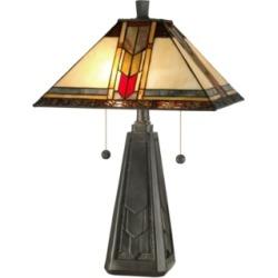 Dale Tiffany Mallinson Table Lamp