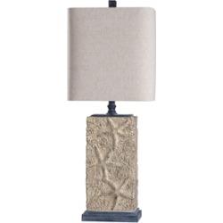 Stylecraft Arijean 34in Cast Traditional Table Lamp
