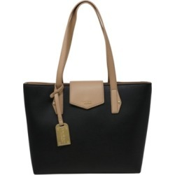 Bebe Karla Two-Tone Tote found on MODAPINS from Macys CA for USD $114.36