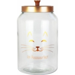 American Atelier Purrfect Glass Jar found on Bargain Bro Philippines from Macy's for $34.00