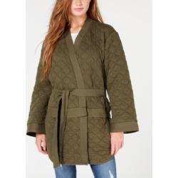 Hurley Juniors' Fleece Wrap Kimono Jacket found on MODAPINS from Macy's for USD $32.93