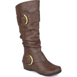 Journee Collection Women's Extra Wide Calf Paris Boot Women's Shoes found on Bargain Bro India from Macy's for $73.00