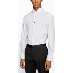 Boss Men's Jano Slim-Fit Shirt found on Bargain Bro India from Macy's for $128.00