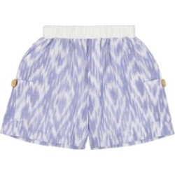Masala Baby Big Boys Cargo Shorts Ikat Diamond, 3Y Women's Swimsuit found on MODAPINS from Macy's for USD $40.00