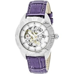 Empress Godiva Automatic Lavender Leather Watch 38mm found on Bargain Bro India from Macy's for $182.99