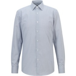 Boss Men's Jango Slim-Fit Shirt found on Bargain Bro India from Macy's for $168.00