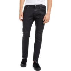 G-Star Raw Men's Elwood Zip-Knee Skinny Jeans, Created for Macy's found on MODAPINS from Macy's Australia for USD $158.04