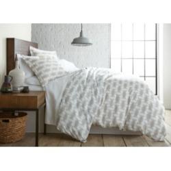 Southshore Fine Linens Modern Sphere Printed Duvet Cover and Sham Set, King Bedding
