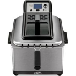 Krups KJ502D51 4.5L Deep Fryer found on Bargain Bro from Macy's for USD $75.99