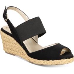 Bandolino Himeka Espadrille Wedge Sandals, Created for Macy's Women's Shoes