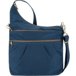 Travelon Anti-Theft Signature 3 Compartment Crossbody found on Bargain Bro India from Macy's for $74.99