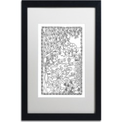 Kathy G. Ahrens Heavenly Matted Framed Art - 16