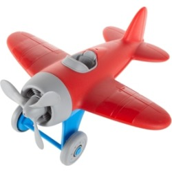 Trademark Global Plastic Airplane Toy for Kids and Toddlers
