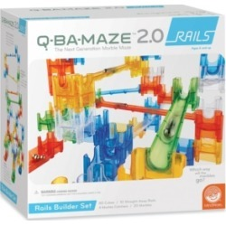 Q-ba-maze 2.0 Rails Builder Set Puzzle Game