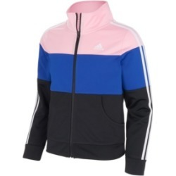 adidas Big Girls Zip Front Tricot Jacket found on MODAPINS from Macy's for USD $33.75
