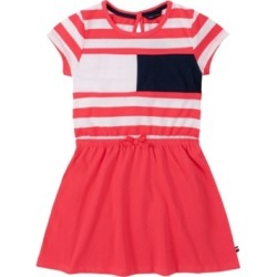 Tommy Hilfiger Toddler Girls Stripe Flag Tee Dress found on Bargain Bro India from Macy's for $39.50