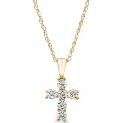 Diamond Baby Cross 18