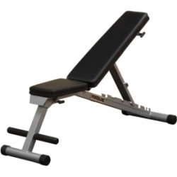 Body-Solid Powerline Folding Adjustable Bench