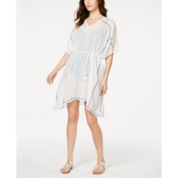 Calvin Klein Whip Stitch Beach Cover Up found on MODAPINS from Macy's for USD $58.50